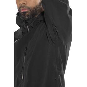 North Bend Flex Stretch Outdoorjacke Herren black